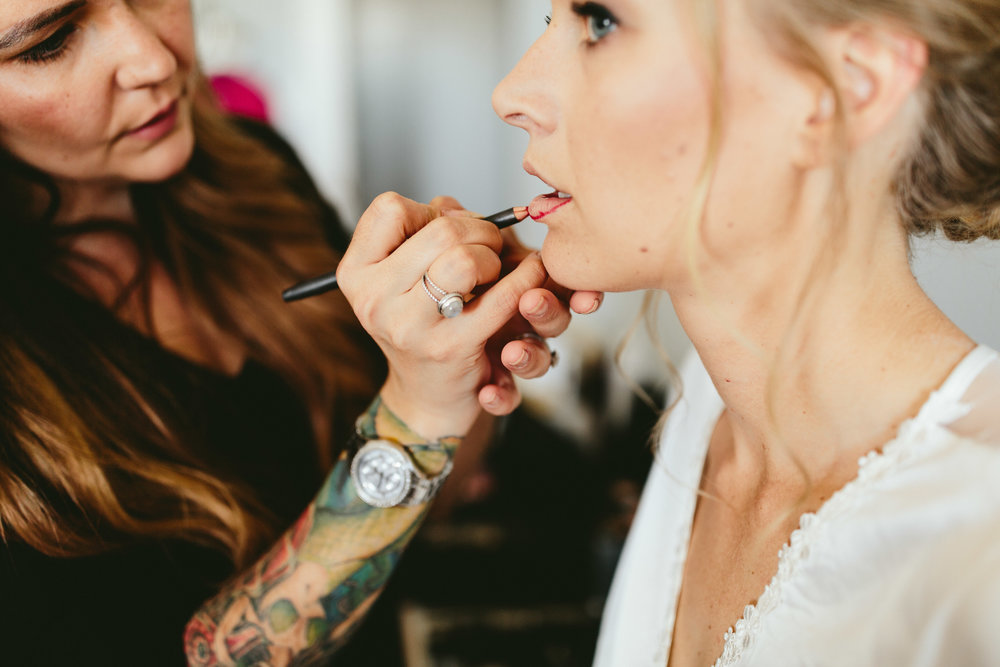 Wedding makeup inspiration, Bride getting ready, bridal robe, wedding robe inspiration, Bold lip bride, bride getting ready, Philadelphia wedding, destination wedding, Brooklyn wedding, Brooklyn elopement, Philadelphia elopement, Gadsden house Charleston South Carolina, southern wedding inspiration, unique wedding inspiration, wedding inspiration, destination wedding inspiration, wedding ideas, lace wedding dresses, classy wedding ideas