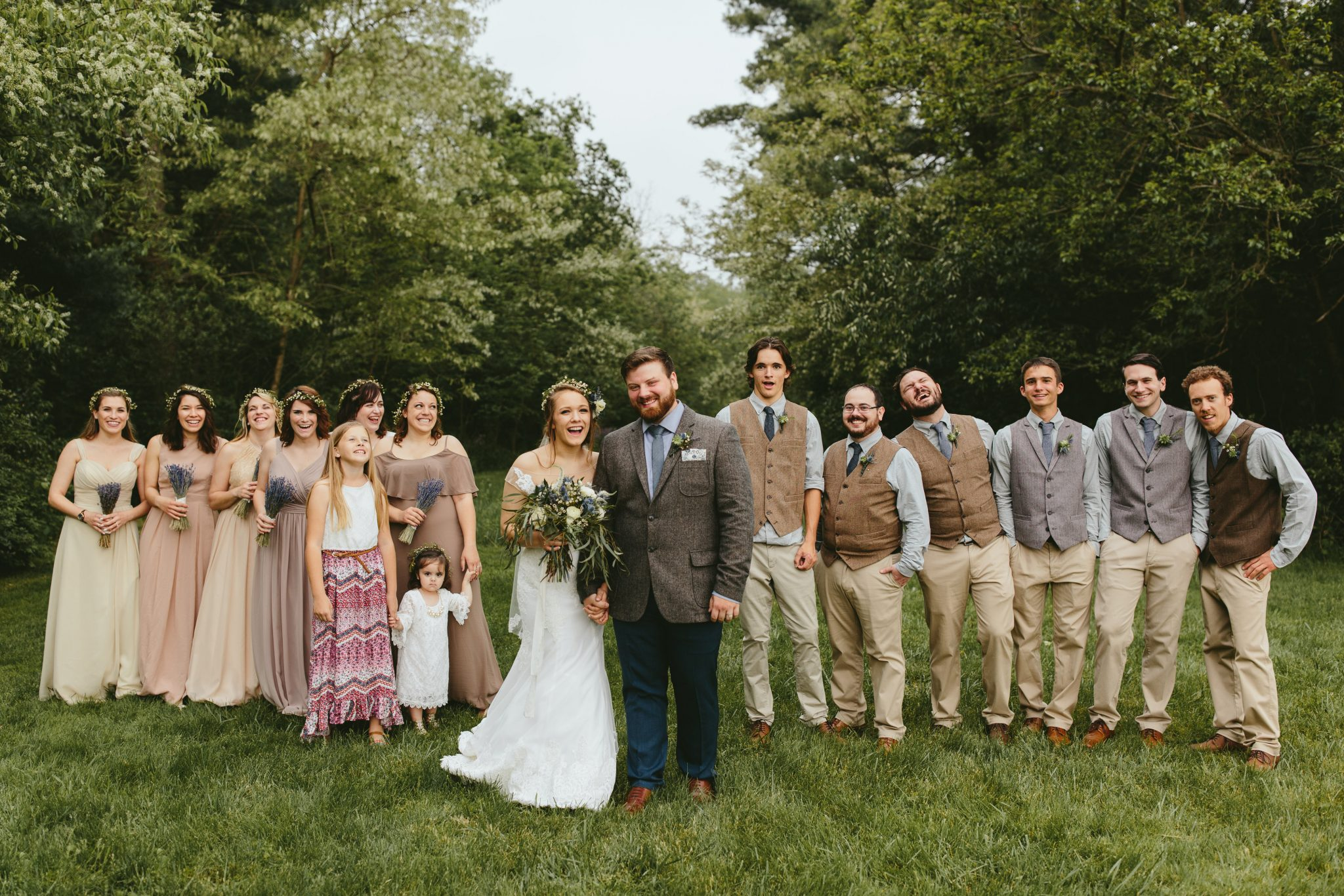 bridal party photos, unique groomsmen outfits, vintage groomsmen style, mismatched bridesmaids dresses, blush bridesmaid dresses,philadelphia documentary wedding photographer,brooklyn wedding photography, Brooklyn wedding, Philadelphia wedding photographer, Philadelphia wedding, Brooklyn new york photographer, unique wedding inspiration, fun wedding photos, romantic wedding, destination wedding photographer, wedding photography inspiration,barn wedding ideas, barn wedding, unique barn wedding inspiration