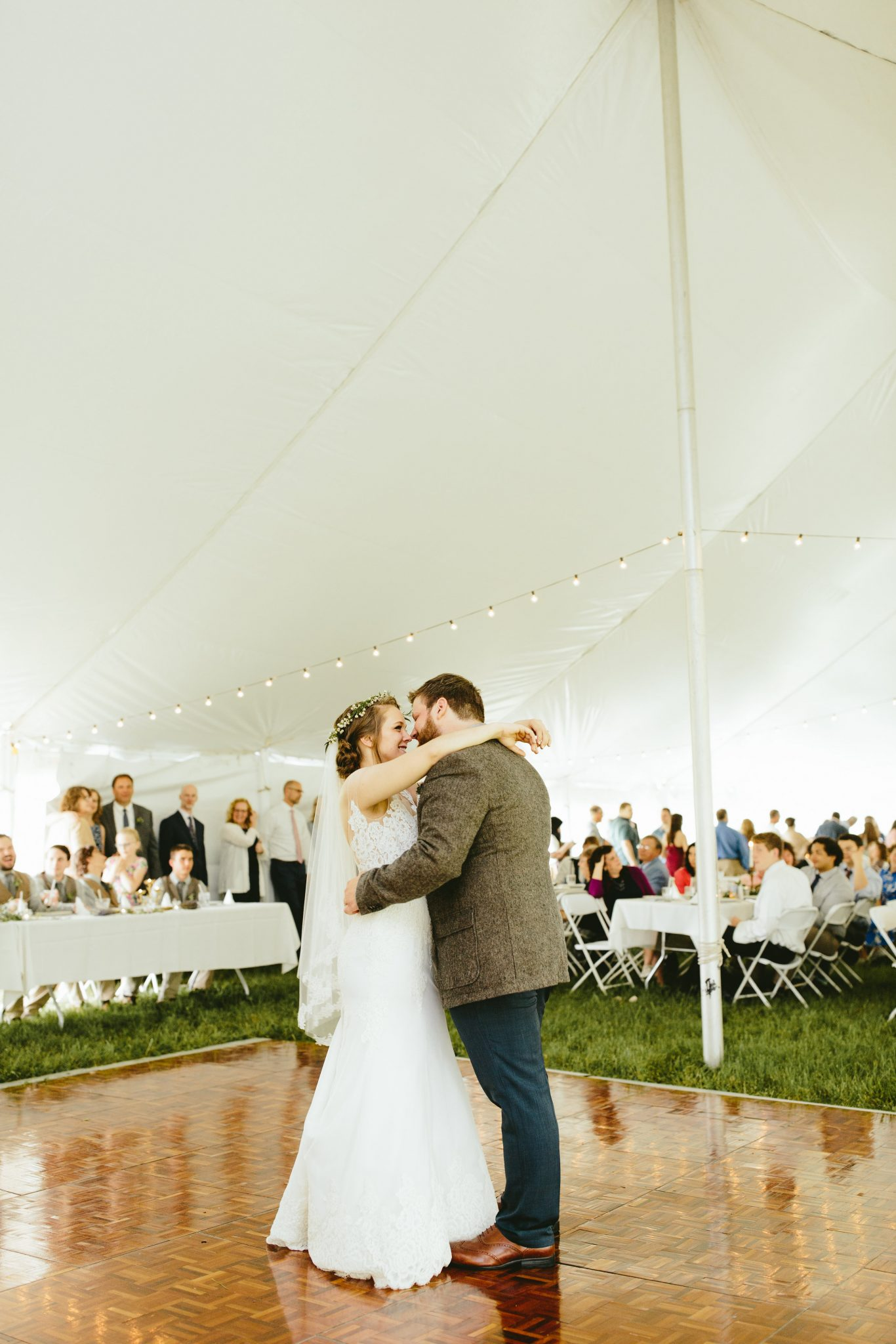 first dance inspiration, wedding reception tent inspiration, backyard wedding reception ides, outdoor wedding reception, string lit wedding reception, minimalistic reception decor, unique wedding reception decor, vintage inspired wedding decor, unique wedding plates, simple wedding decoration, outdoor wedding ceremony, barn wedding, reception tent,philadelphia documentary wedding photographer,brooklyn wedding photography, Brooklyn wedding, Philadelphia wedding photographer, Philadelphia wedding, Brooklyn new york photographer, unique wedding inspiration, fun wedding photos, romantic wedding, destination wedding photographer, wedding photography inspiration,barn wedding ideas, barn wedding, unique barn wedding inspiration