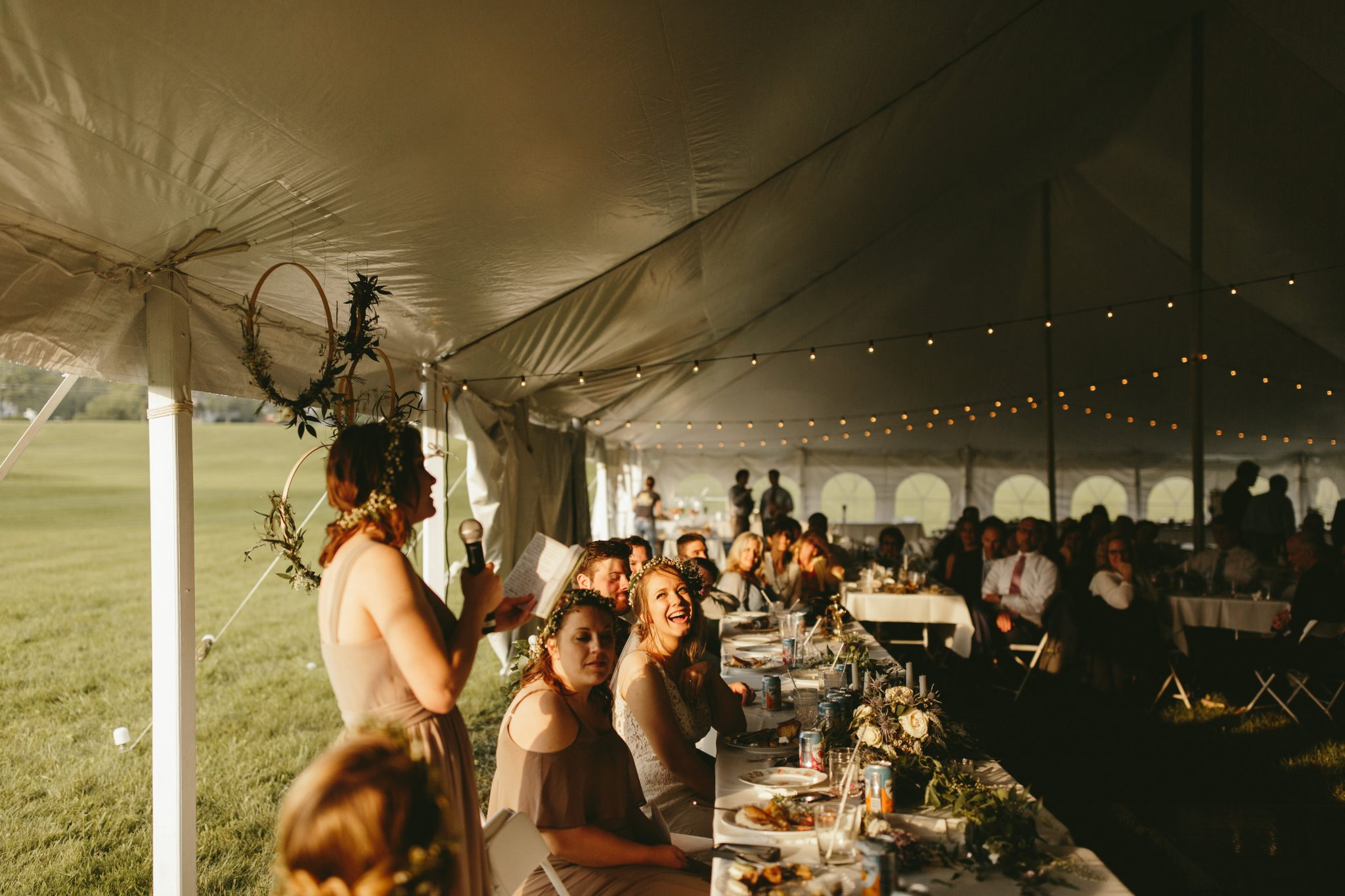 maid of honor speech inspiration, vintage inspired wedding reception, gold wedding accents,wedding reception tent inspiration, backyard wedding reception ides, outdoor wedding reception, string lit wedding reception, minimalistic reception decor, unique wedding reception decor, vintage inspired wedding decor, unique wedding plates, simple wedding decoration, outdoor wedding ceremony, barn wedding, reception tent,philadelphia documentary wedding photographer,brooklyn wedding photography, Brooklyn wedding, Philadelphia wedding photographer, Philadelphia wedding, Brooklyn new york photographer, unique wedding inspiration, fun wedding photos, romantic wedding, destination wedding photographer, wedding photography inspiration,barn wedding ideas, barn wedding, unique barn wedding inspiration