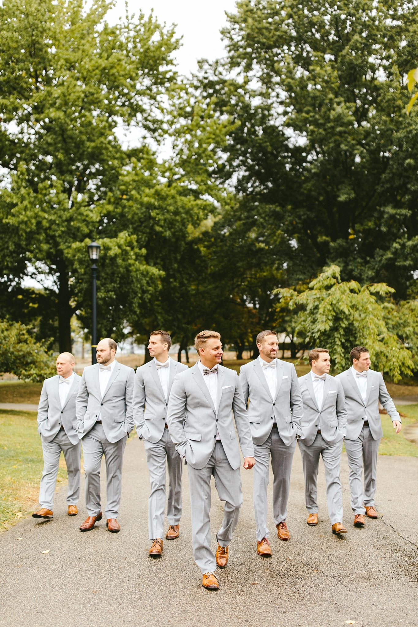 grey groomsmen suits, unique groomsmen photos, grey suits, groomsmen fashion, groomsmen bowties, groom bowties, unique bridal party photos, Brooklyn wedding photography, Brooklyn wedding, Philadelphia wedding photographer, Philadelphia wedding, Brooklyn new york photographer, unique wedding inspiration, fun wedding photos, romantic wedding, destination wedding photographer